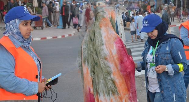 الجمعية الافناوية للتربية والسلامة الطرقية تنظم عملية سلامتي صيف 2019 بمدينة سيدي افني