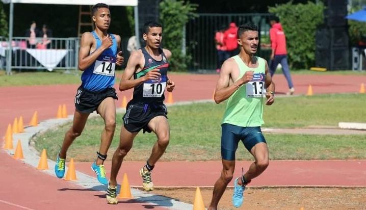 سعيد قدور سليل سيدي إفني سابع ببطولة المغرب لألعاب القوى