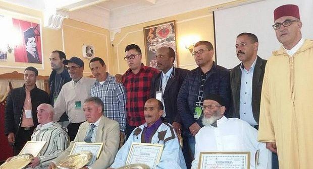 تكريم متقاعدي بلدية سيدي افني